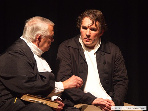 Wilford Webb as George Whitefield & John Newton