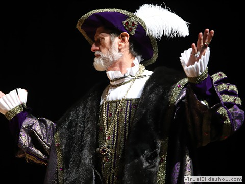 Robert Vickers as Emperor Charles V